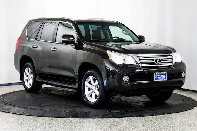 2010 LEXUS GX 460 Base SUV for sale in Lake Zurich, IL at Midwest Motors