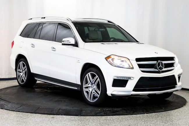 2014 Mercedes-Benz GL 63 AMG Automatic SUV for sale in Lake Zurich, IL at Midwest Motors