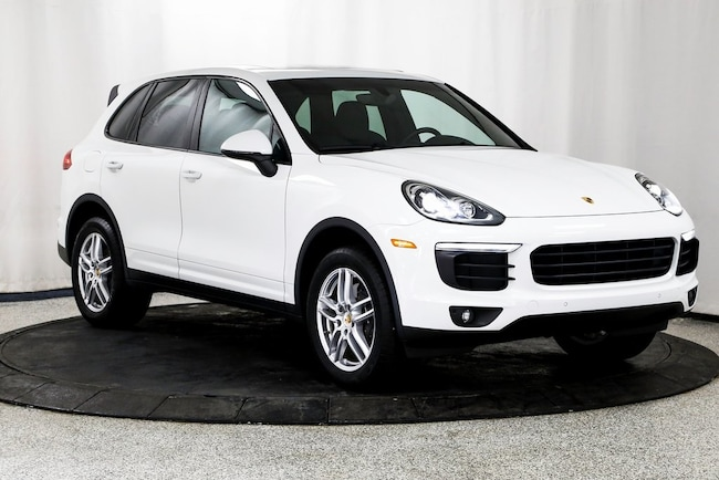 2016 Porsche Cayenne SUV for sale in Lake Zurich, IL at Midwest Motors