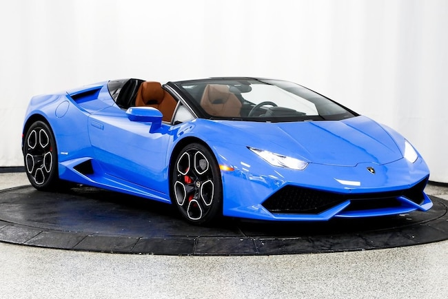 2016 Lamborghini Huracan for sale in Lake Zurich, IL at Midwest Motors