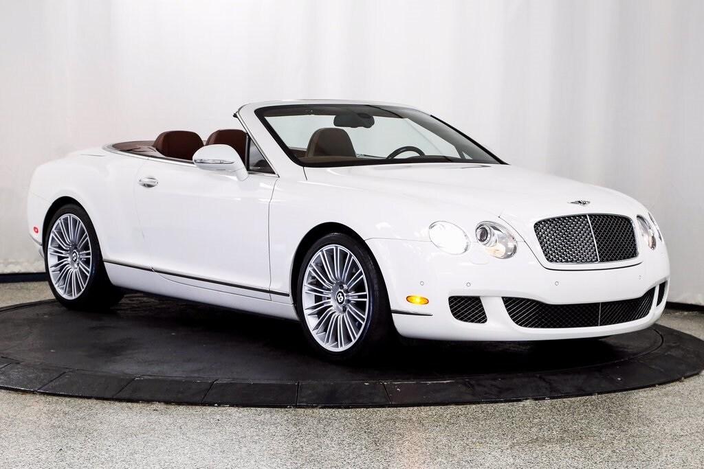 2010 Bentley Continental GTC Convertible