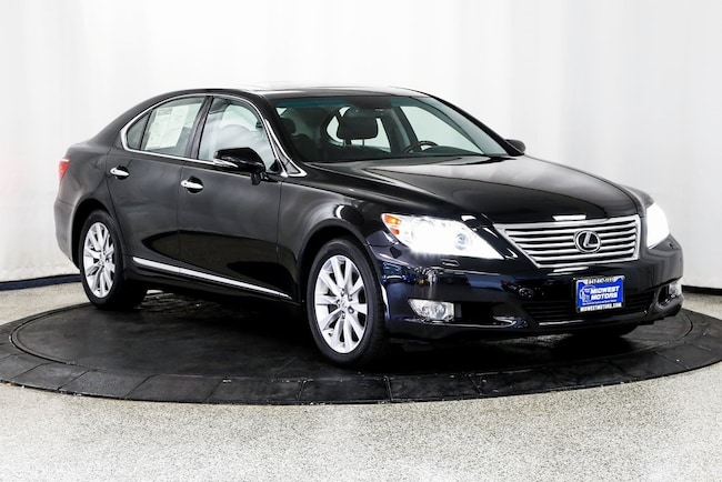 2012 LEXUS LS 460 AWD (A8) Sedan for sale in Lake Zurich, IL at Midwest Motors