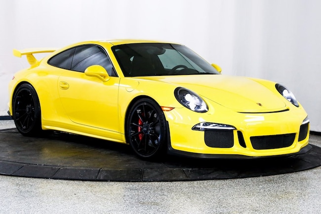2015 Porsche 911 GT3 Coupe for sale in Lake Zurich, IL at Midwest Motors