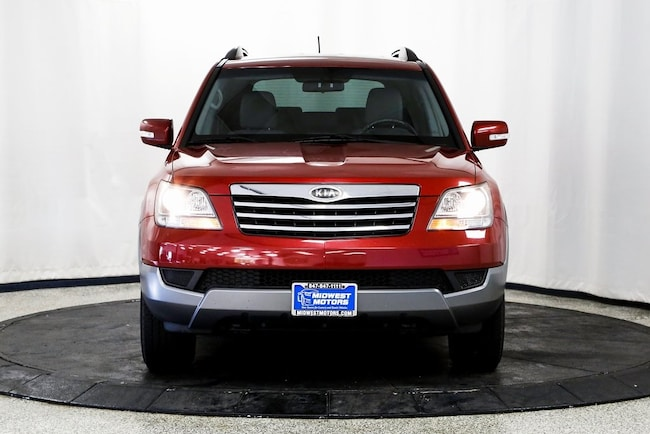 Used 2009 kia borrego lx for sale in lake zurich il 2009 kia borrego lx suv for sale in lake zurich il at midwest motors sciox Images
