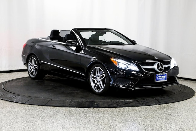 2014 Mercedes-Benz E-Class E 350 Cabriolet for sale in Lake Zurich, IL at Midwest Motors