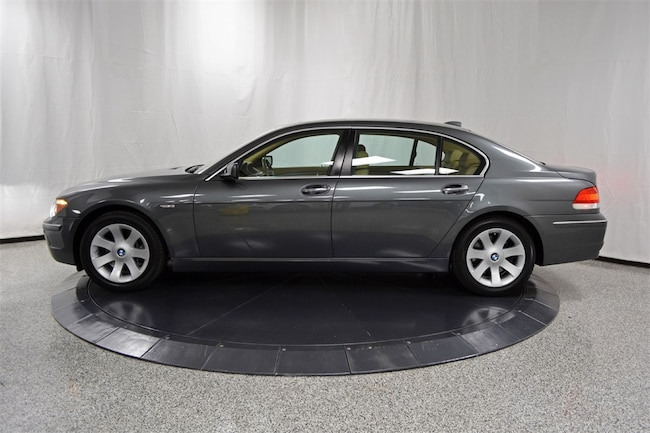 2008 BMW 750Li Sedan For Sale In Lake Zurich IL At Midwest Motors
