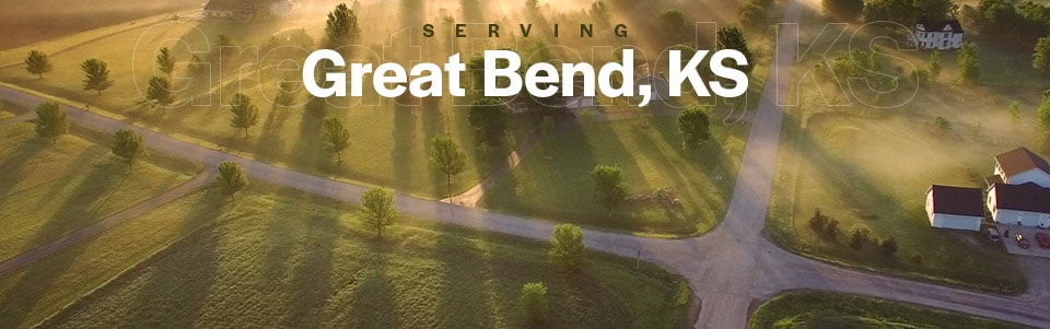 Proudly Serving Great Bend, KS | Hutchinson, KS