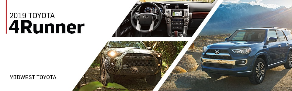2019 Toyota 4Runner in Hutchinson, KS