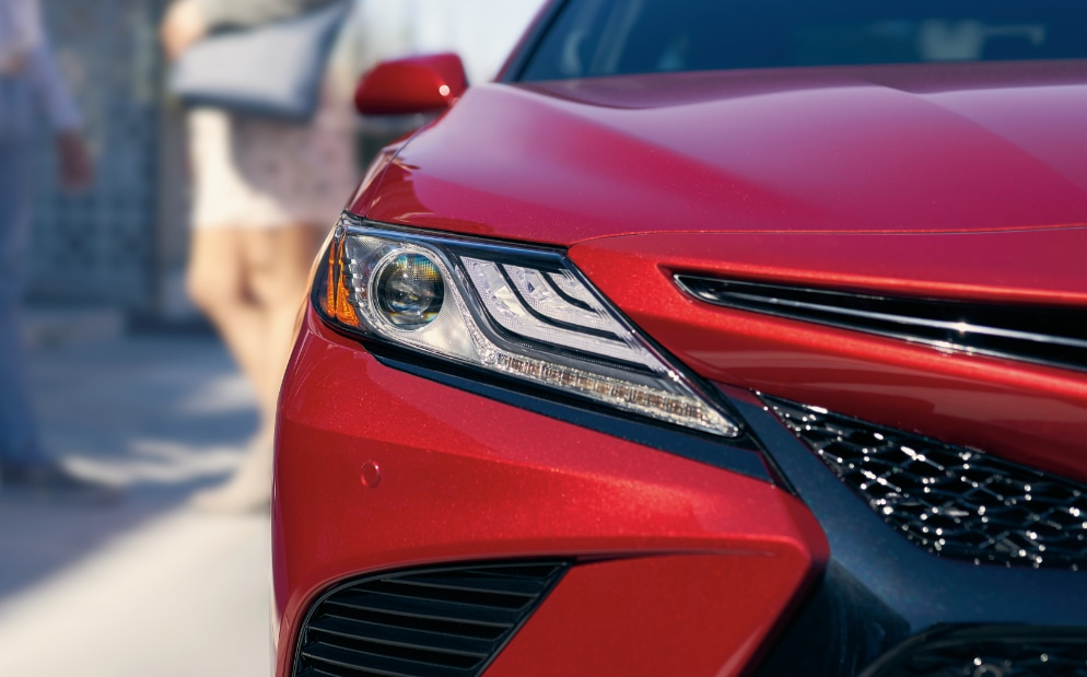 2018 Toyota Camry XSE Front-End Grill