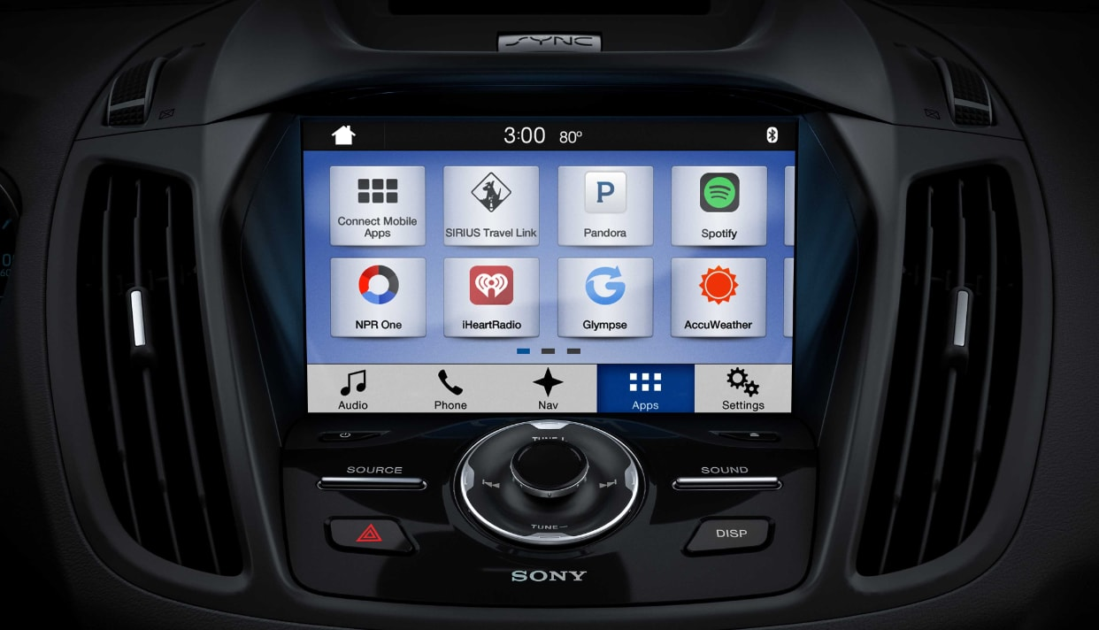 ford sync 3 voice activated technology midwest superstore. Black Bedroom Furniture Sets. Home Design Ideas
