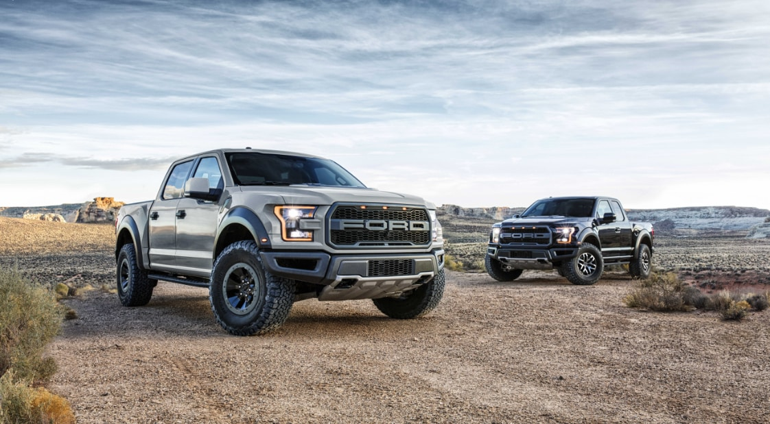 2017 Ford Raptor for sale in Kansas