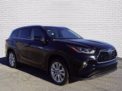 2021 Toyota Highlander Hybrid Limited SUV for sale in Hutchinson, KS at Midwest Superstore