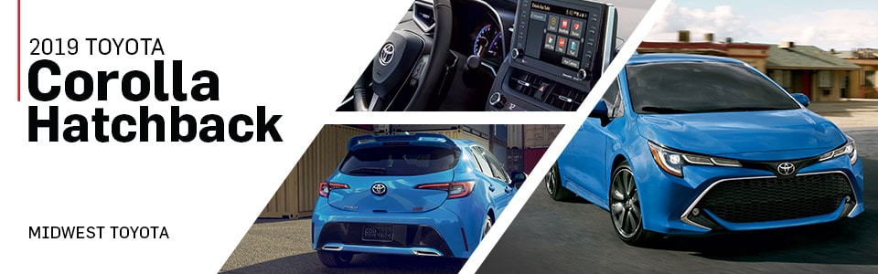2019 Toyota Corolla Hatchback in Hutchinson, KS