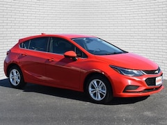 2018 Chevrolet Cruze LT Hatchback for sale in Hutchinson, KS at Midwest Superstore