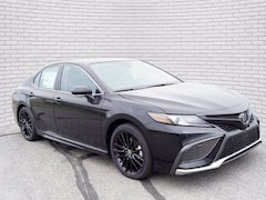 2021 Toyota Camry XSE Sedan for sale in Hutchinson, KS at Midwest Superstore