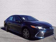 2021 Toyota Camry Hybrid XLE Sedan for sale in Hutchinson, KS at Midwest Superstore