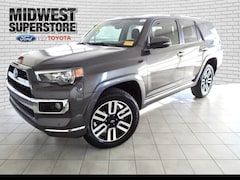 2017 Toyota 4Runner Limited SUV JTEBU5JR0H5413151 for sale in Hutchinson, KS at Midwest Superstore