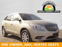 2015 Buick Enclave Premium Group SUV for sale in Hutchinson, KS at Midwest Superstore