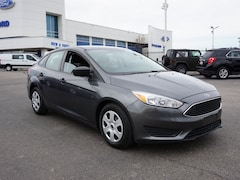 2018 Ford Focus S Sedan for sale in Hutchinson, KS at Midwest Superstore