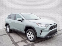 2021 Toyota RAV4 XLE SUV for sale in Hutchinson, KS at Midwest Superstore