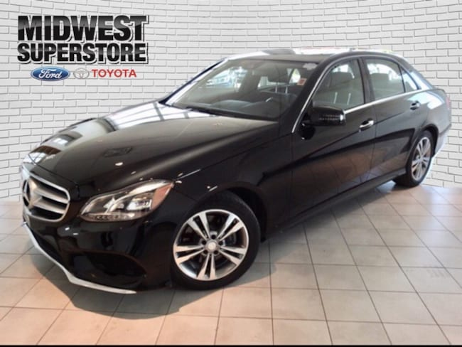 2016 Mercedes-Benz E-Class E 350 Sedan for sale in Hutchinson, KS at Midwest Superstore