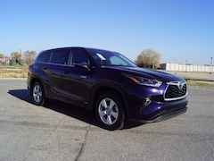 2021 Toyota Highlander Hybrid LE SUV for sale in Hutchinson, KS at Midwest Superstore