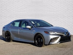 2021 Toyota Camry Hybrid XSE Sedan for sale in Hutchinson, KS at Midwest Superstore