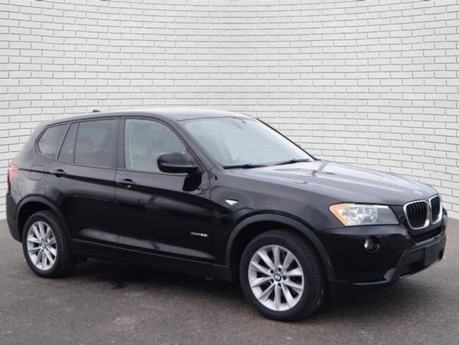2013 BMW X3 Xdrive28i SUV for sale in Hutchinson, KS at Midwest Superstore
