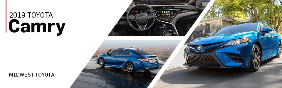2019 Toyota Camry in Hutchinson, KS