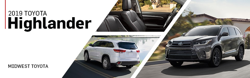 2019 Toyota Highlander in Hutchinson, KS
