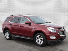 2016 Chevrolet Equinox LT SUV for sale in Hutchinson, KS at Midwest Superstore