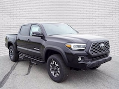 2021 Toyota Tacoma TRD Off Road V6 Truck Double Cab for sale in Hutchinson, KS at Midwest Superstore