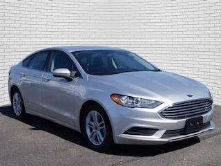 2018 Ford Fusion SE Sedan 3FA6P0H70JR114966 for sale in Hutchinson, KS at Midwest Superstore