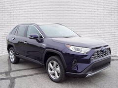 2021 Toyota RAV4 Hybrid Limited SUV for sale in Hutchinson, KS at Midwest Superstore