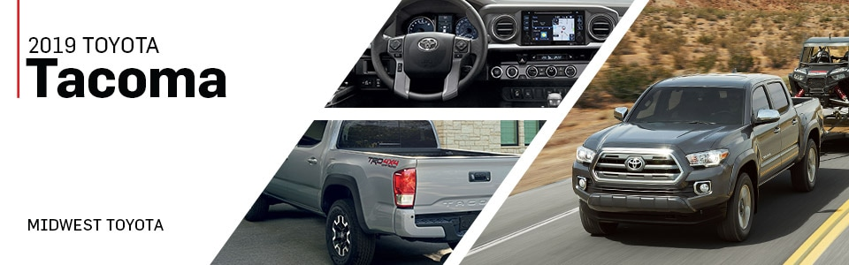 2019 Toyota Tacoma in Hutchinson, KS