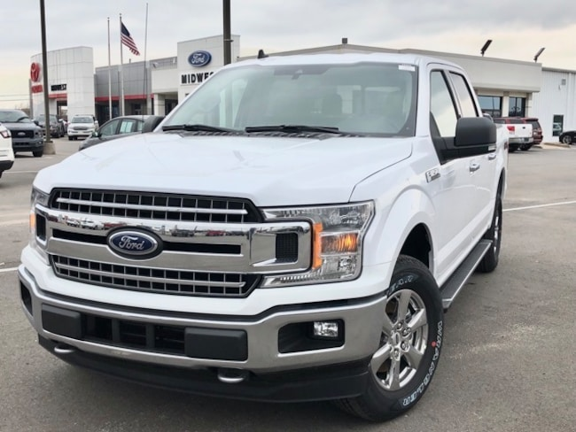 2019 Ford F-150 XLT Truck