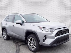 2021 Toyota RAV4 XLE Premium SUV for sale in Hutchinson, KS at Midwest Superstore