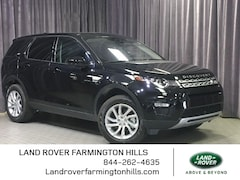 Certified Pre-Owned 2018 Land Rover Discovery Sport HSE SUV SALCR2RX7JH755432 in Farmington Hills near Detroit