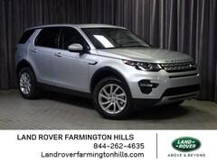 Bargain 2018 Land Rover Discovery Sport HSE SUV in Farmington Hills near Detroit