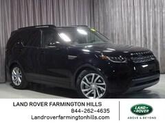 Certified Pre-Owned 2019 Land Rover Discovery SE SUV SALRG2RV8KA082983 in Farmington Hills near Detroit