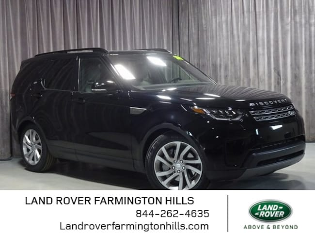 Certified 2019 Land Rover Discovery SE SUV in Farmington Hills, MI