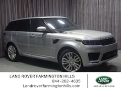 New 2019 Land Rover Range Rover Sport Supercharged Dynamic in Farmington Hills near Detroit