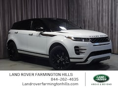 New 2020 Land Rover Range Rover Evoque R-Dynamic S SUV in Farmington Hills near Detroit
