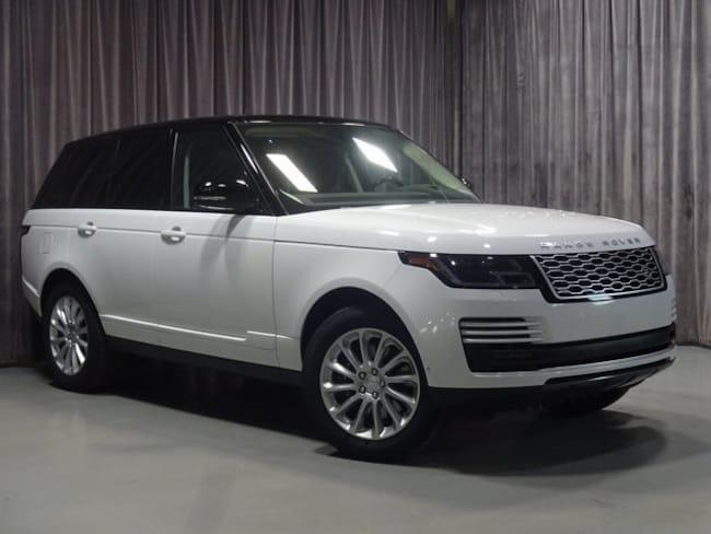 New 2019 Land Rover Range Rover HSE SUV in Farmington Hills, MI