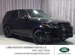 New 2019 Land Rover Range Rover Sport Supercharged Dynamic SUV in Farmington Hills near Detroit