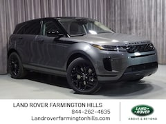 New 2020 Land Rover Range Rover Evoque SE SUV in Farmington Hills near Detroit