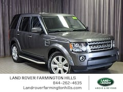 Bargain 2015 Land Rover LR4 Base SUV in Farmington Hills near Detroit