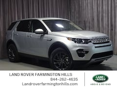 New 2019 Land Rover Discovery Sport HSE SUV in Farmington Hills near Detroit
