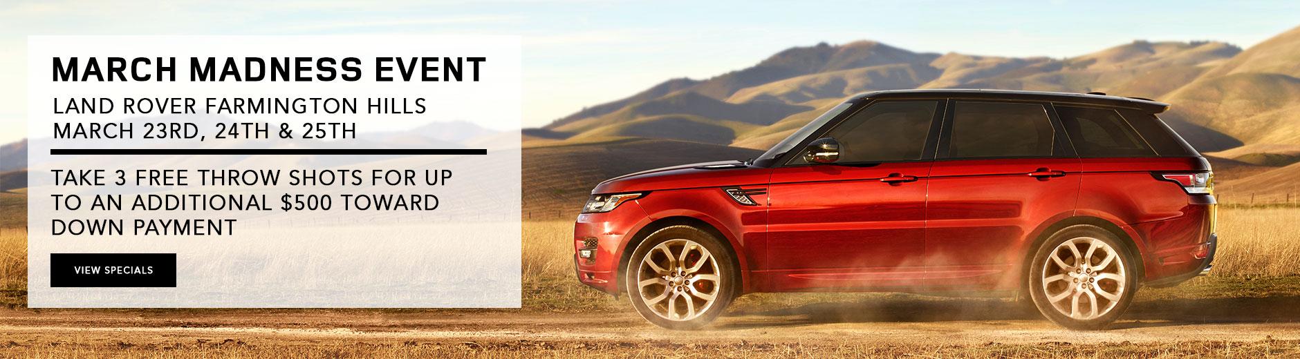 Land Rover Farmington Hills Mi >> Land Rover Farmington Hills New Land Rover Dealership In