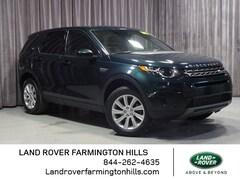 Bargain 2016 Land Rover Discovery Sport SE SUV in Farmington Hills near Detroit
